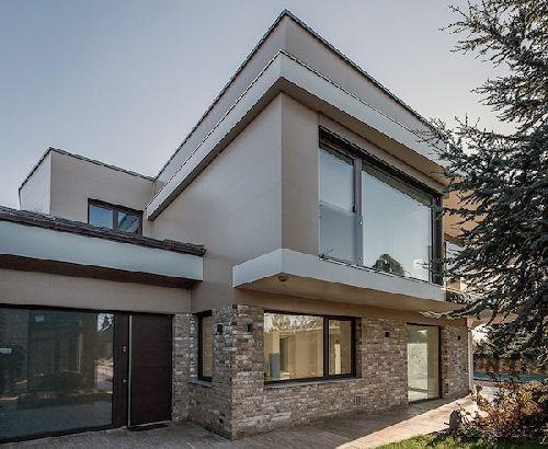 Частный дом SAMORIN с помощью Laminam