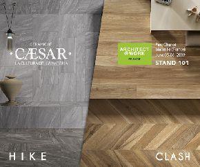 Ceramiche Caesar на Architect@Work