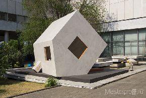 Arch Skin на выставке Арх Москва 2014