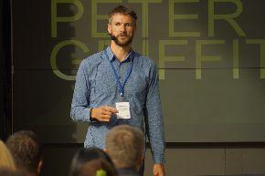 """Лекция """"Основные принципы современного дизайна в IT"""" Питер Гриффин (Nokia)"""