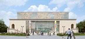 Национальный открытый конкурс на Архитектурную концепцию объёмно-пространственного решения реконструкции бассейна «Лужники»