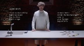 Видеопроект Laminam Bianco Assoluto