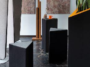 Новый проект Italon - это выставочный зал компании Эlevel