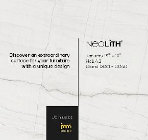 Neolith® на IMM Cologne 2020