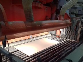 В Самаре началось производство крупноформатного керамогранита
