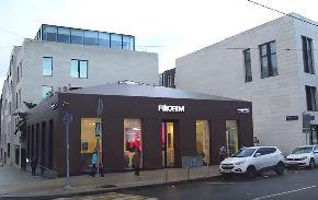 Новый шоу-рум Florim Group в Москве
