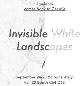 Керамические слэбы Laminam на выставке Cersaie 2018